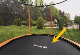 Mata do Trampoliny 10ft LEAN SPORT BEST
